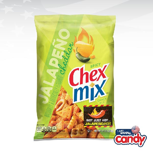 Chex Mix Jalapeno Cheddar
