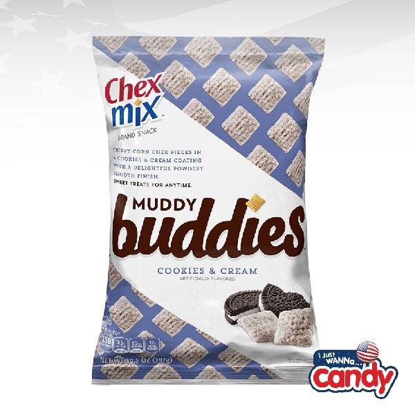 Chex Mix Muddy Buddies Cookies & Cream