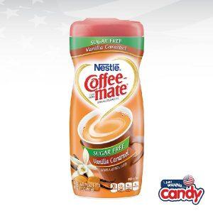 Coffeemate Sugar Free Vanilla Caramel