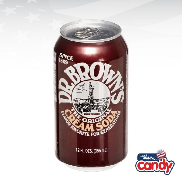 Dr Browns Natural Flavour Cream Soda