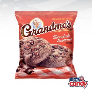 Grandmas Cookies Chocolate Brownie