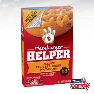 Hamburger Helper Deluxe Cheesburger Macaroni