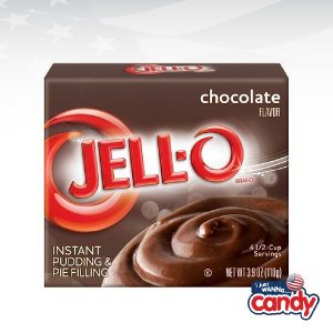 Jell-O Pudding Chocolate