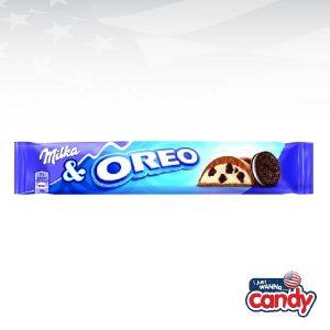 Milka Oreo Chocolate Bar
