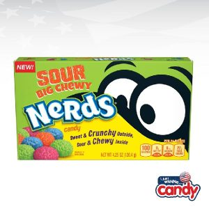 Nerds Big Chewy Theatre Box
