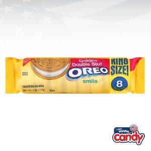 Oreo Golden Double Stuf King Size Cookies