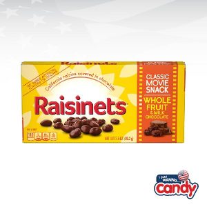Raisinets Milk Chocolate Theatre Box