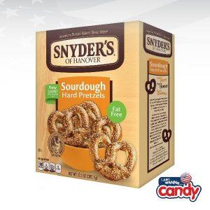 Snyders Sour Dough Hard Pretzels