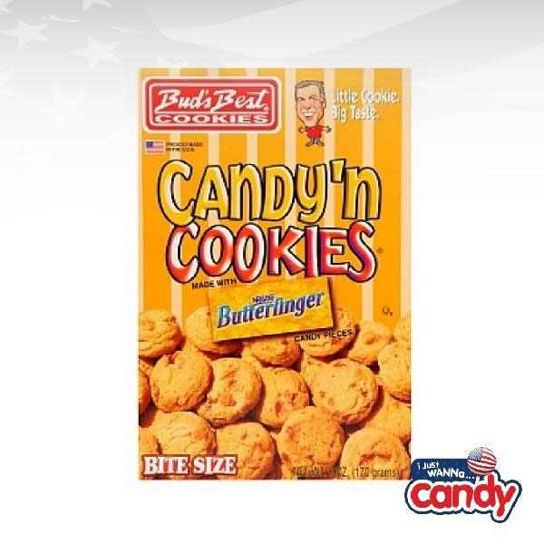 Buds Best Cookies Butterfinger Bitesize