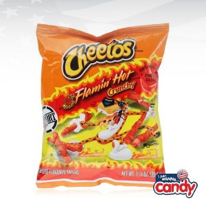 Cheetos Crunchy Flamin Hot Small