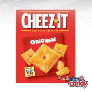 Cheez It Original Crackers Box