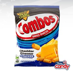 Combos Large Cheddar Cheese Crackers