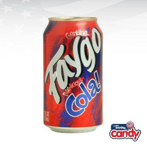 Faygo Cola Soda