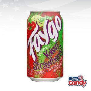 Faygo Kiwi Strawberry Soda