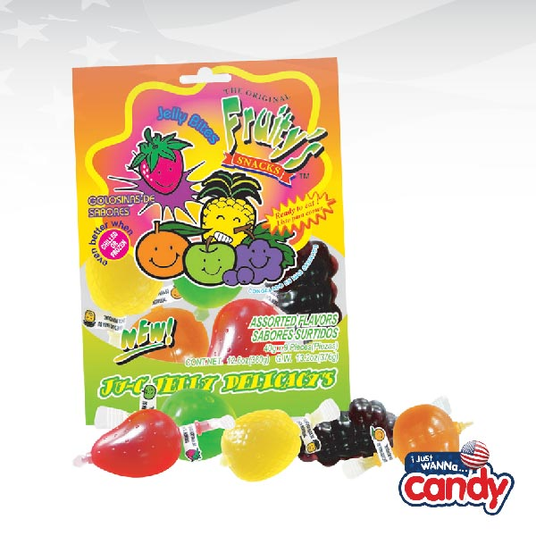 IJustWannaCandy Fruitys Ju-C Jelly Fruits