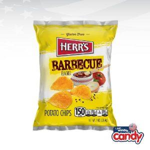 Herrs Chips BBQ