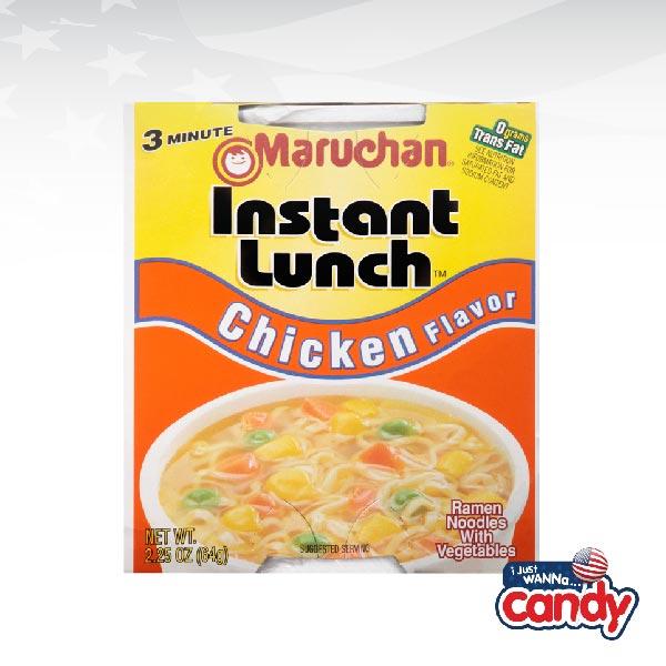 Maruchan Chicken Noodles Instant Lunch