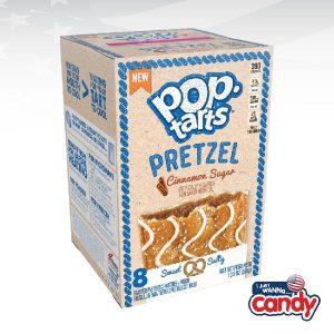 Pop Tarts Pretzel Cinnamon Box