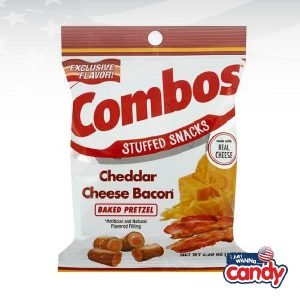 Combos Cheddar Cheese Bacon Pretzel