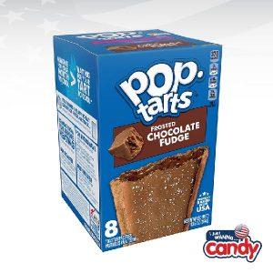Pop Tarts Box Frosted Chocolate Fudge