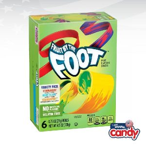 Betty Crocker Fruit by the Foot Variety Pack
