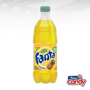 Fanta Pineapple Bottle