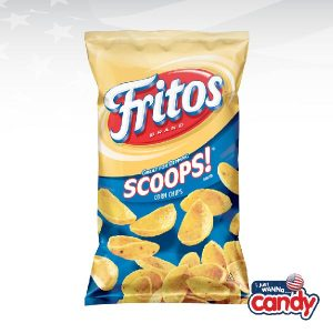 Fritos Corn Chip Scoops