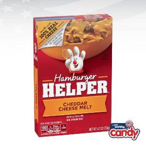 Hamburger Helper Cheddar Cheese Melt