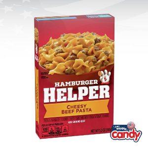 Hamburger Helper Cheesy Beef Pasta