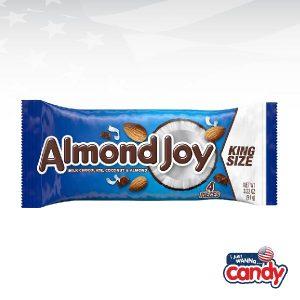 Hersheys Bar Almond Joy Kingsize