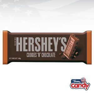 Hersheys Bar Cookies and Chocolate