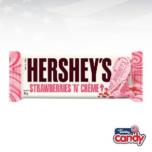 Hersheys Bar Strawberries and Creme