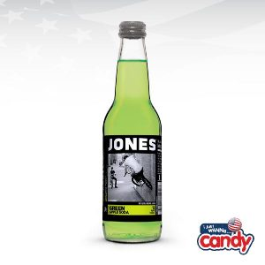 Jones Soda Green Apple