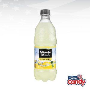 Minute Maid Lemonade Bottles