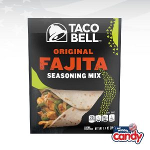 Taco Bell Original Fajita Seasoning Mix