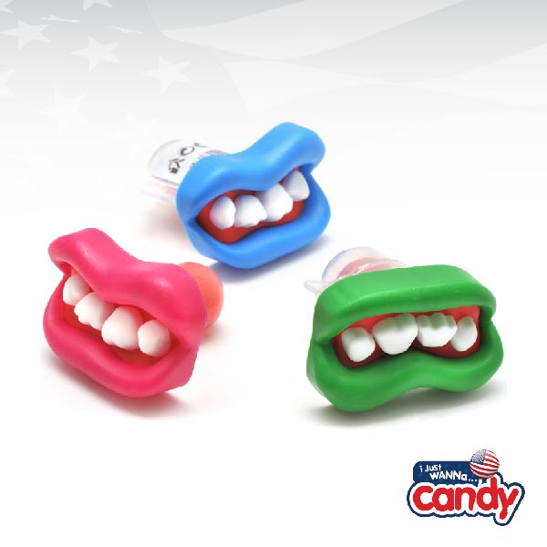 Zombie Candy Teeth