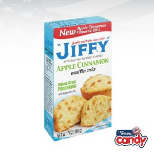 Jiffy Apple Cinnamon Muffin Mix