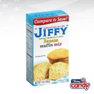 Jiffy Banana Muffin Mix