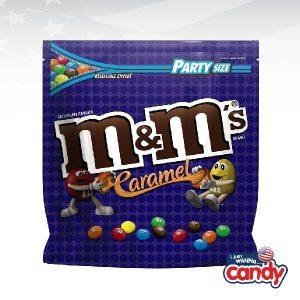 M&Ms Caramel Mega Bag