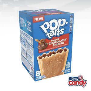 Pop Tarts Box Frosted Chocolatey Churro