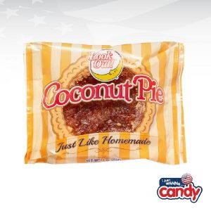 Chattanooga Look Out Coconut Pie