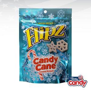 Flipz Candy Cane Pretzels
