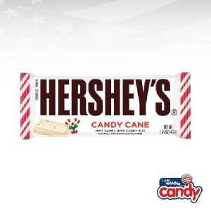 Hersheys Bar Candy Cane