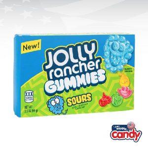 Jolly Rancher Sour Gummies Theatre Box