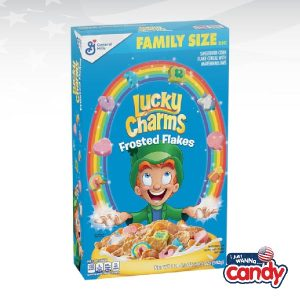 Lucky Charms Frosted Flakes Cereal