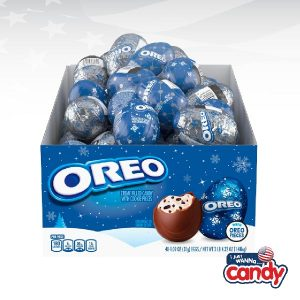 Milka Christmas Oreo Eggs