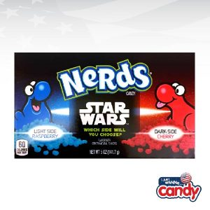 Nerds Star Wars Raspberry Cherry