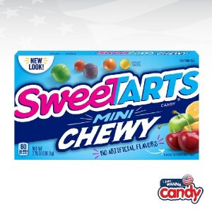 Sweetarts Mini Chewy Theatre Box