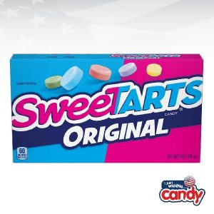 Sweetarts Video Box