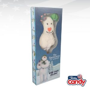 The Snowman and The Snowdog Hard Candy Lollipop